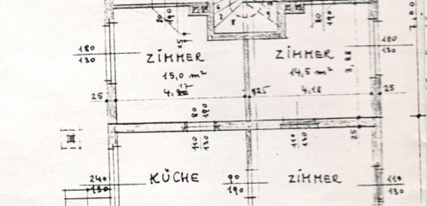 Graz-Waltendorf! Geräumiges Zweifamilienhaus in erhöhter und ruhiger Sackgassenlage mit Schöcklblick!