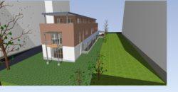 Graz-Jakomini-nächst Grazer Messe! Baugrundstück mit baubewilligtem Neubau-Projekt f. 9 Wohneinheiten!