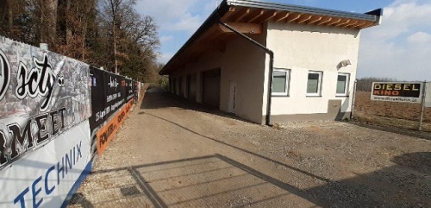 Graz-nähe in Premstätten! 3 Garagenboxen zu mieten direkt neben A9!